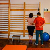 Sala kinetoterapie